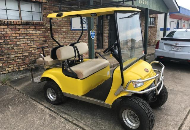 Golf salvage cars for sale: 2007 Golf Cart