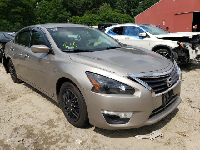 2014 Nissan Altima 2.5 en venta en Mendon, MA