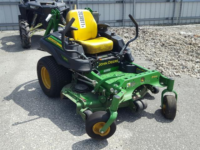 Salvage cars for sale from Copart Midway, FL: 2021 John Deere Z915E