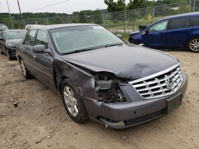 Salvage cars for sale from Copart Madison, WI: 2007 Cadillac DTS