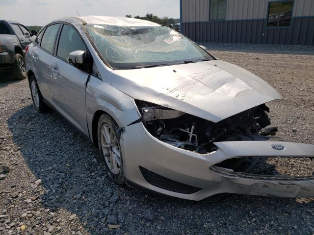 Salvage cars for sale from Copart Chambersburg, PA: 2015 Ford Focus SE