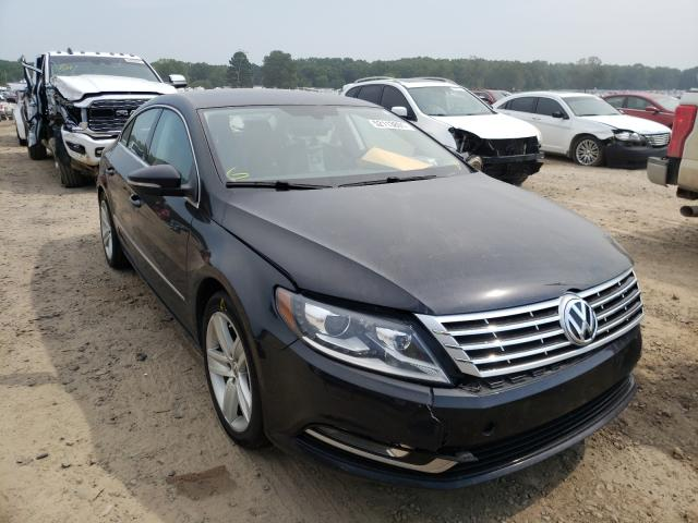 Salvage cars for sale at Conway, AR auction: 2015 Volkswagen CC Sport