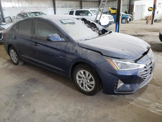 Salvage cars for sale from Copart Des Moines, IA: 2019 Hyundai Elantra SE