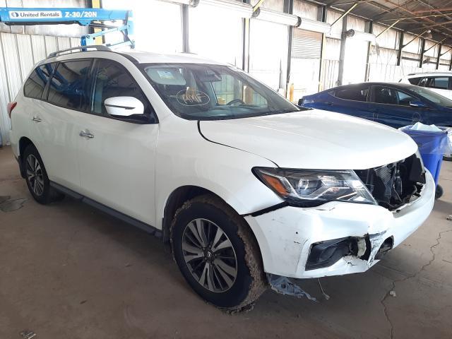 Salvage cars for sale at Phoenix, AZ auction: 2017 Nissan Pathfinder