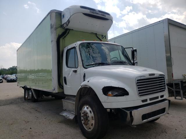Salvage cars for sale from Copart Milwaukee, WI: 2021 Freightliner M2 106 MED
