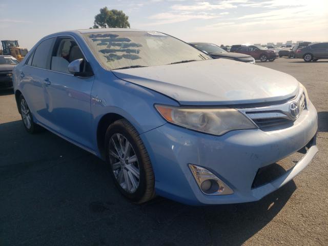 Vehiculos salvage en venta de Copart Martinez, CA: 2013 Toyota Camry Hybrid