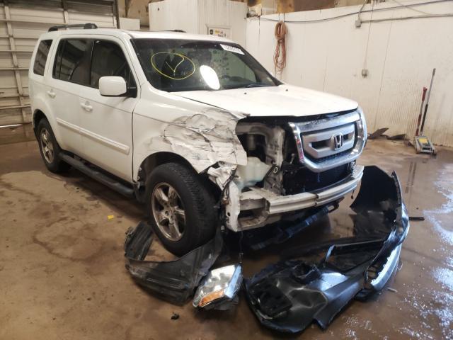 2011 Honda Pilot EXL en venta en Casper, WY