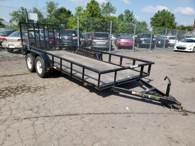 Carry-On salvage cars for sale: 2000 Carry-On Trailer
