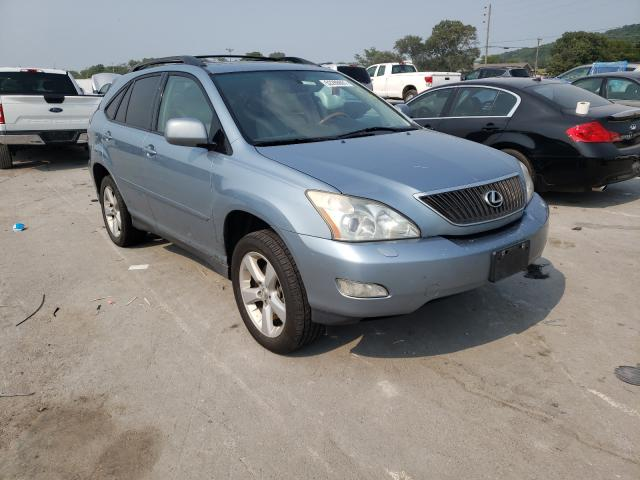 Salvage cars for sale from Copart Lebanon, TN: 2007 Lexus RX 350