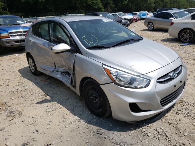 Vehiculos salvage en venta de Copart Austell, GA: 2015 Hyundai Accent GS