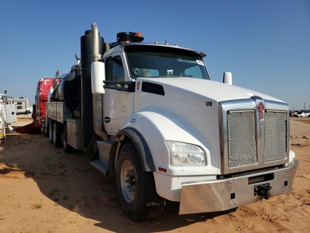 Kenworth Vehiculos salvage en venta: 2018 Kenworth Construction