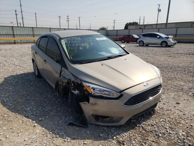 Salvage cars for sale from Copart Haslet, TX: 2016 Ford Focus SE