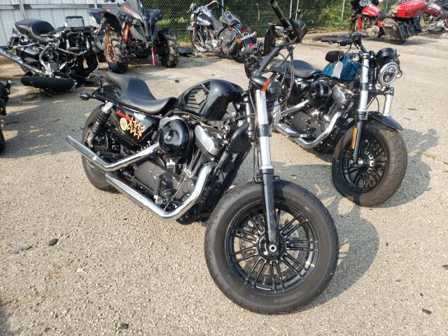 Salvage cars for sale from Copart Moraine, OH: 2017 Harley-Davidson XL1200 FOR