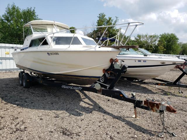 Chris Craft salvage cars for sale: 1978 Chris Craft Boat