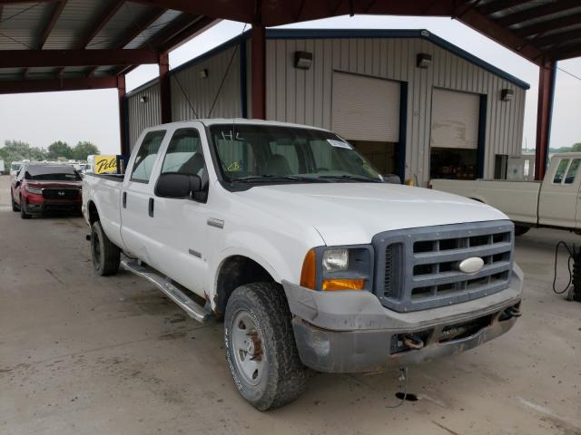 Salvage cars for sale from Copart Billings, MT: 2005 Ford F350 SRW S