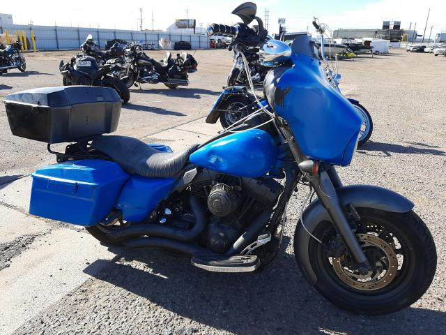 Salvage cars for sale from Copart Phoenix, AZ: 2001 Harley-Davidson Flhtci