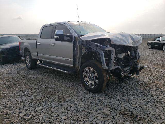 Salvage cars for sale from Copart Earlington, KY: 2020 Ford F250 Super
