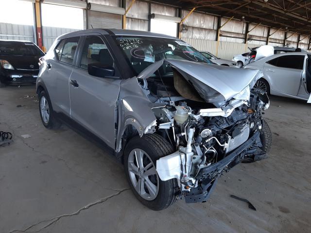 Salvage cars for sale from Copart Phoenix, AZ: 2020 Nissan Kicks S