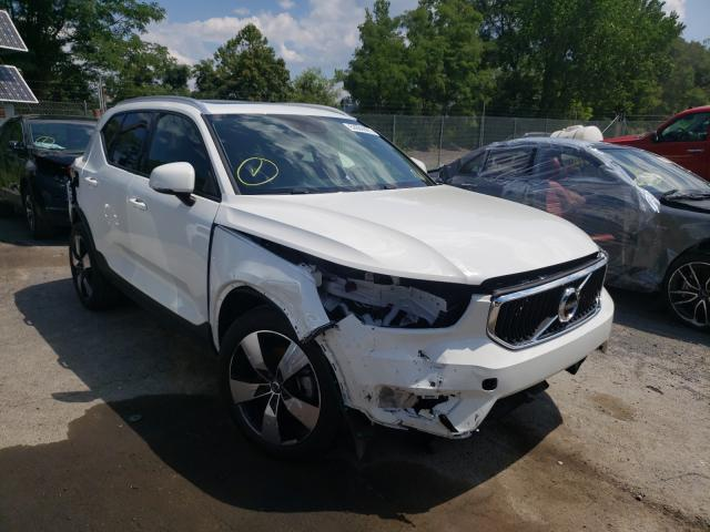 Salvage cars for sale from Copart Marlboro, NY: 2020 Volvo XC40 T5 MO