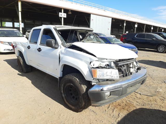 Salvage cars for sale from Copart Phoenix, AZ: 2006 Chevrolet Colorado