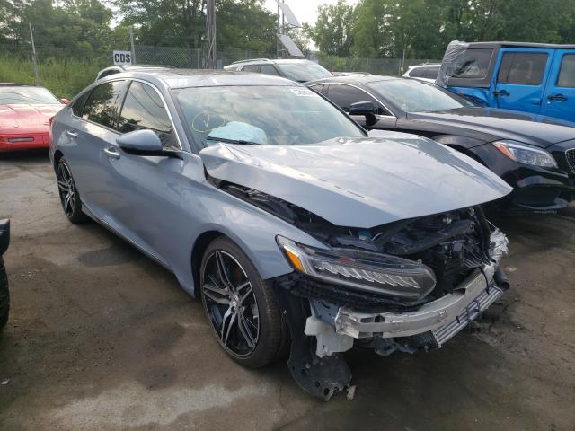 Vehiculos salvage en venta de Copart Marlboro, NY: 2021 Honda Accord TOU