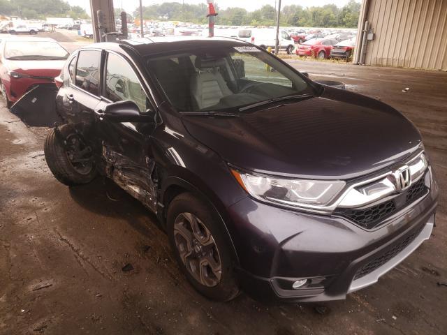 Vehiculos salvage en venta de Copart Fort Wayne, IN: 2018 Honda CR-V EX