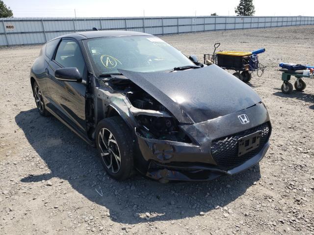 Honda CR-Z salvage cars for sale: 2016 Honda CR-Z