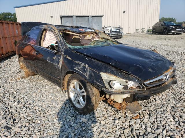 Salvage cars for sale from Copart Byron, GA: 2006 Honda Accord EX