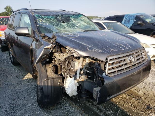 Salvage cars for sale from Copart Spartanburg, SC: 2010 Toyota Highlander
