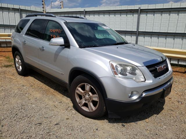 Salvage cars for sale from Copart Chatham, VA: 2009 GMC Acadia SLT