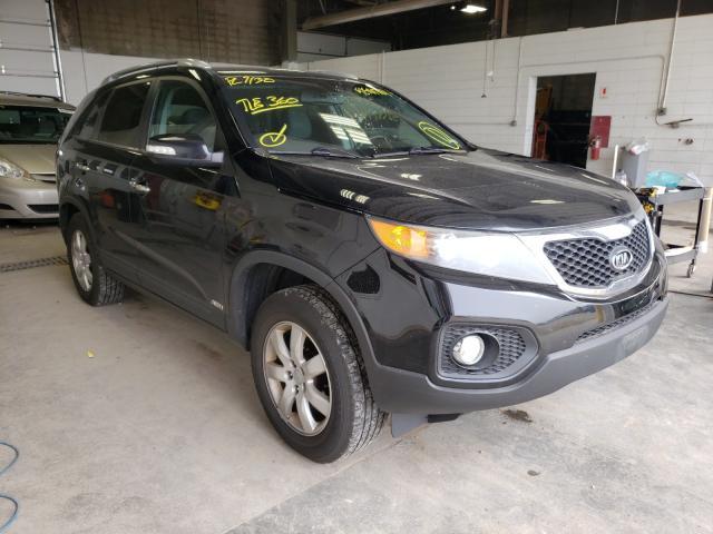 Vehiculos salvage en venta de Copart Blaine, MN: 2012 KIA Sorento BA