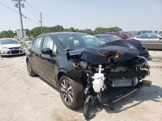 Vehiculos salvage en venta de Copart Lebanon, TN: 2021 Nissan Versa SV