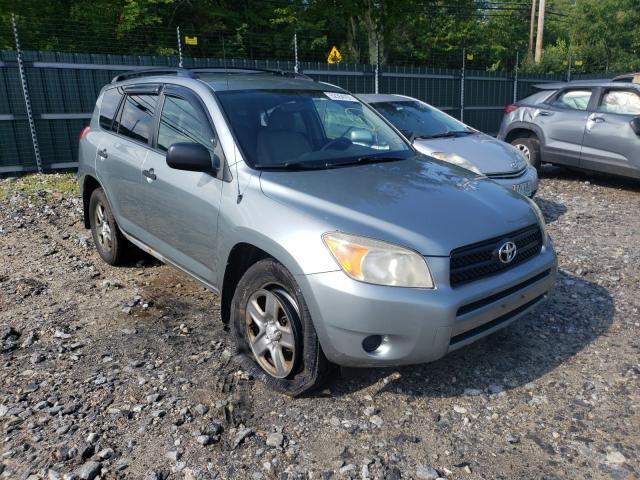 Toyota salvage cars for sale: 2006 Toyota Rav4