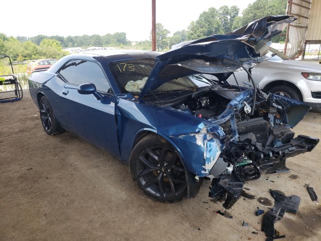 Vehiculos salvage en venta de Copart Fairburn, GA: 2020 Dodge Challenger