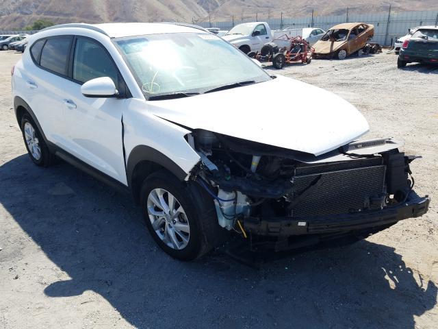 Hyundai salvage cars for sale: 2019 Hyundai Tucson Limited