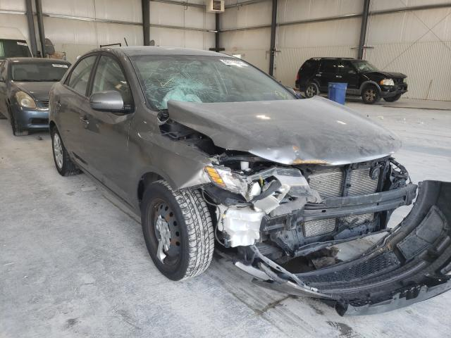 Salvage cars for sale from Copart Greenwood, NE: 2012 KIA Forte EX