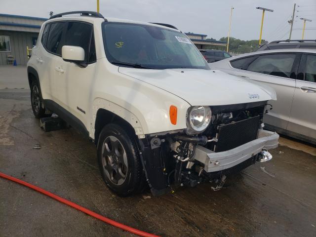 2015 Jeep Renegade L en venta en Lebanon, TN