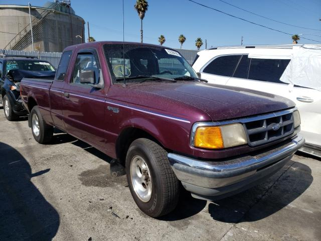 Salvage cars for sale from Copart Wilmington, CA: 1994 Ford Ranger SUP