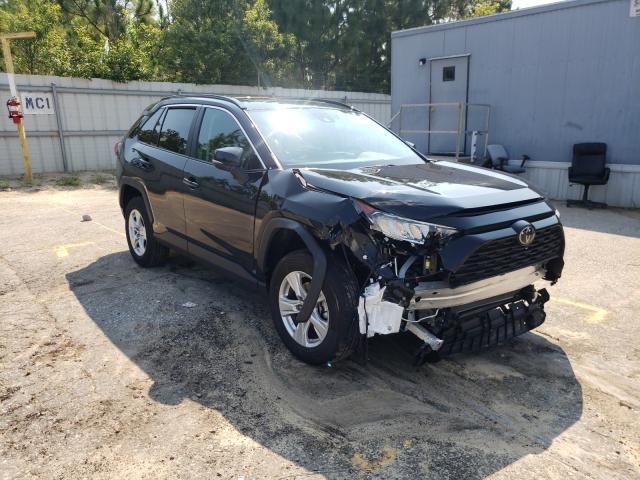 Vehiculos salvage en venta de Copart Gaston, SC: 2021 Toyota Rav4 XLE