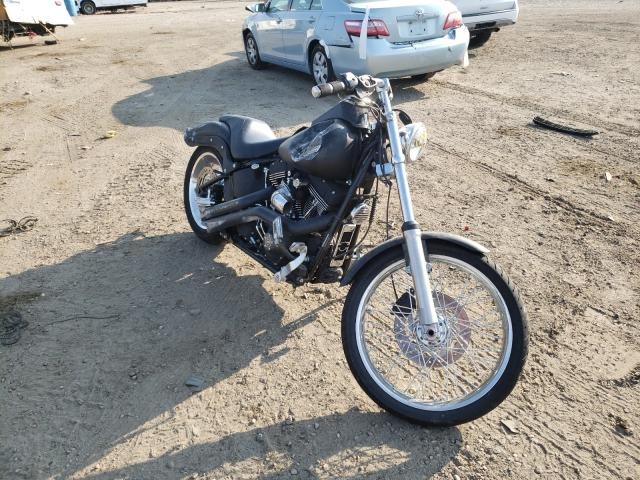 Salvage cars for sale from Copart Nampa, ID: 2008 Harley-Davidson Fxstb