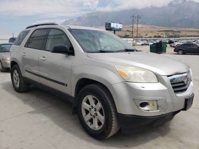 Vehiculos salvage en venta de Copart Farr West, UT: 2008 Saturn Outlook XE