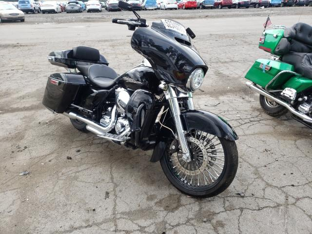 Salvage cars for sale from Copart West Mifflin, PA: 2014 Harley-Davidson Flhx Street