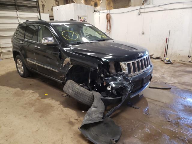 2013 Jeep Grand Cherokee en venta en Casper, WY