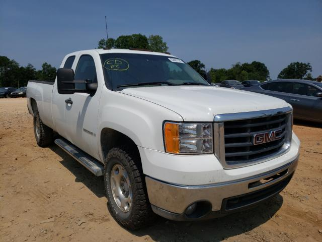 Salvage cars for sale from Copart China Grove, NC: 2008 GMC Sierra K25