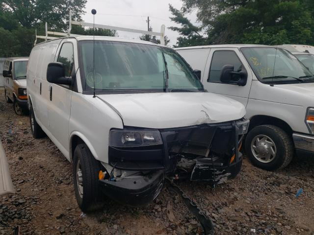 Salvage cars for sale from Copart Pennsburg, PA: 2019 GMC Savana G35