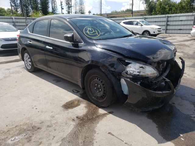 Nissan Vehiculos salvage en venta: 2013 Nissan Sentra S