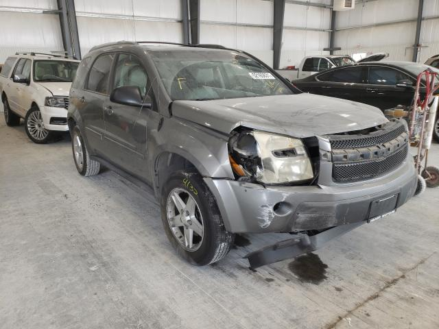 Salvage cars for sale from Copart Greenwood, NE: 2005 Chevrolet Equinox LT