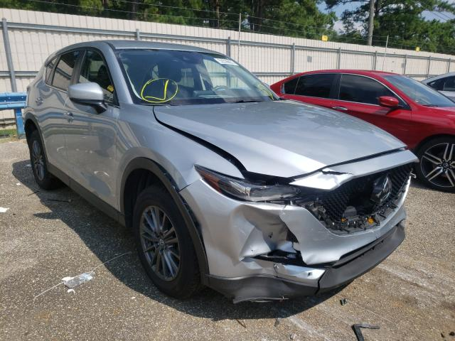 Salvage cars for sale from Copart Eight Mile, AL: 2020 Mazda CX-5 Touring