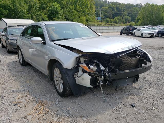 Vehiculos salvage en venta de Copart Hurricane, WV: 2011 Chrysler 200 Touring