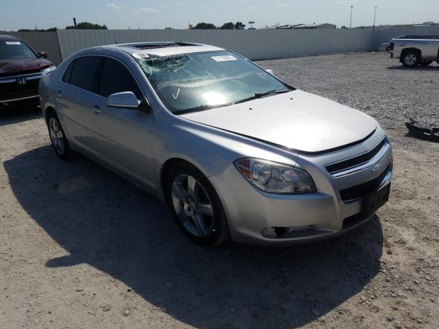 Salvage cars for sale at Greenwood, NE auction: 2011 Chevrolet Malibu 2LT